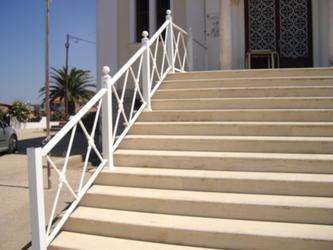 Κάγκελα εκκλησίας - Κάστρο