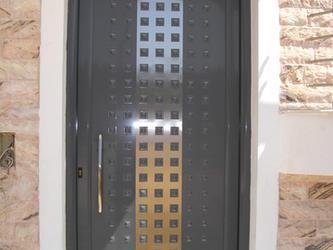 Πόρτα εισόδου - Κάτω Παναγιά